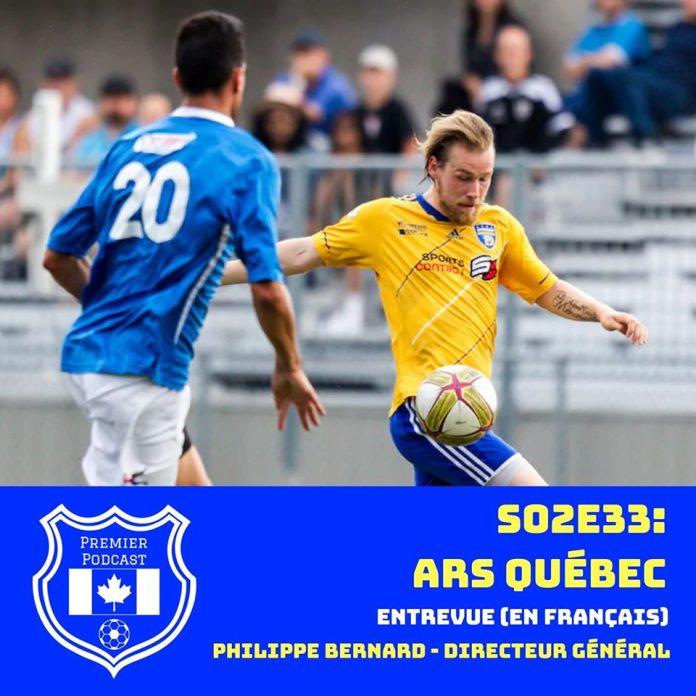 ARS Québec-S02E33 @CPLPodcast (Français)