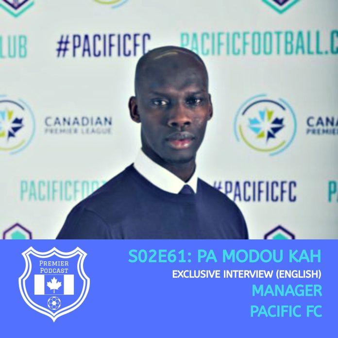 Pa Modou Kah-S02E61 @CPLPodcast (English)